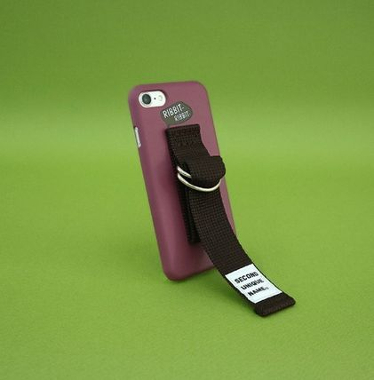 SECOND UNIQUE NAME スマホケース・テックアクセサリー 【日本未販売】SUN CASE CRUSH BERRY BROWN/ IPHONE CASE(13)