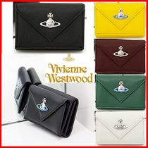 ★Vivienne Westwood★やわらかい羊皮財布WITH POCKET☆正規品☆