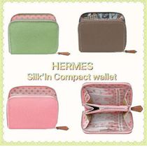 HERMES(エルメス)☆シルクイン コンパクト Silk'In Compact