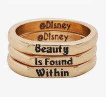 ☆Disney☆ 美女と野獣 Beauty Is Found Within リング セット