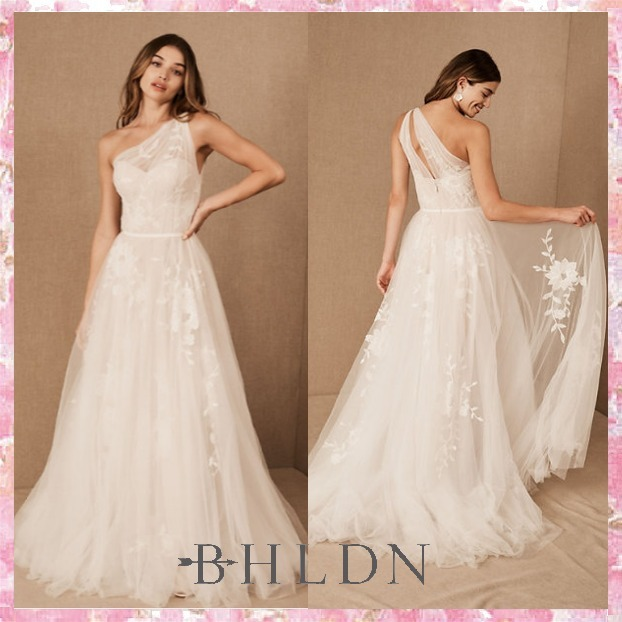 SALE!**BHLDN**★Willowby by Watters Acantha Gown (BHLDN/ウェディングドレス) 52349438