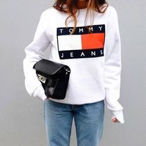 Tommy Jeans(トミージーンズ) ロゴ入り トレーナー 送料込み