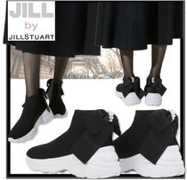 関税込★JILLSTUART★BLACK WOMEN SOCKS SNEAKERS 日本未入荷