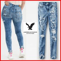 American Eagle Outfitters(アメリカンイーグル) パンツ ★American Eagle★Denim Destroy pants☆正規品・安全発送☆