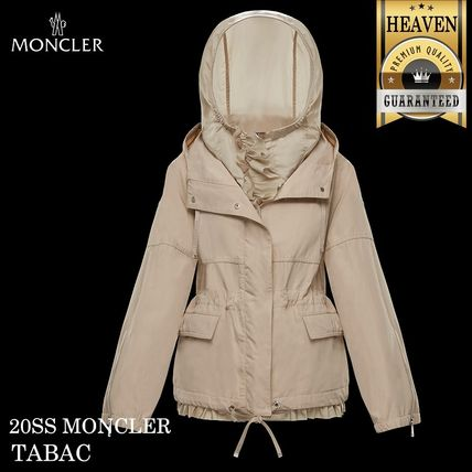 MONCLER アウターその他 累積売上総額第1位!【MONCLER 20春夏】TABAC_BEIGE