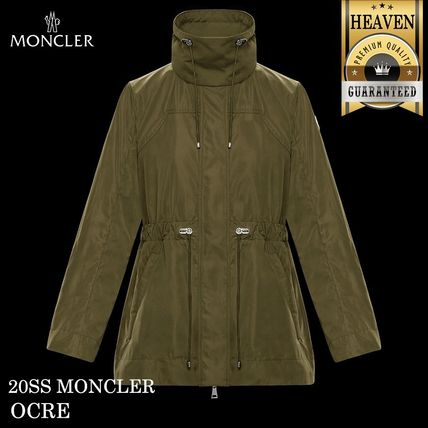 MONCLER アウターその他 累積売上総額第1位!【MONCLER 20春夏】OCRE_MILITARY GREEN