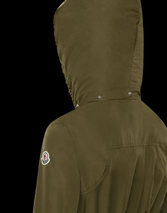 MONCLER アウターその他 累積売上総額第1位!【MONCLER 20春夏】OCRE_MILITARY GREEN(3)
