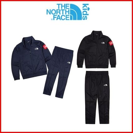 THE NORTH FACE キッズスポーツウェア ◆THE NORTH FACE◆ (子供) K'S ATHLETIC EX TRAINING SET 2色