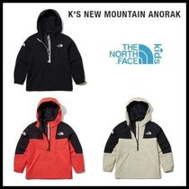 ☆THE NORTH FACE☆ K'S NEW MOUNTAIN ANORAK 3色