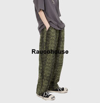 Raucohouse COBRA WIDE EASY PANTS