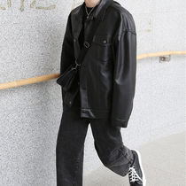 ☆HOLY IN CODE☆ No.7771 S overover leather JK