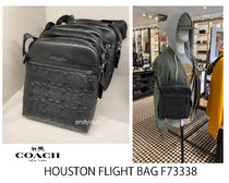 SALE中 COACH★メンズ★HOUSTON FLIGHT BAG F73338