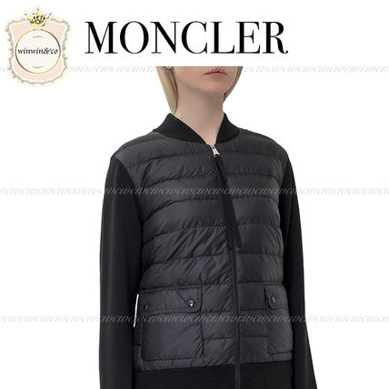 MONCLER アウターその他 絶対1着ほしい!春秋ヘビロテ∞MONCLER Cardigan with Insert