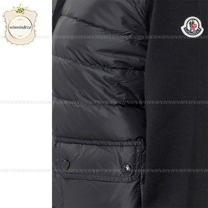 MONCLER アウターその他 絶対1着ほしい!春秋ヘビロテ∞MONCLER Cardigan with Insert(4)