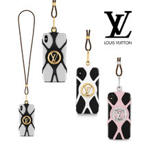 Louis Vuitton◆20SS◆フォンホルダー・ルイーズ◆iPhone