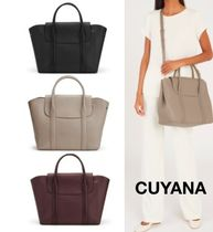 CUYANA☆クヤナ☆Trapeze Satchel2WAYバッグ