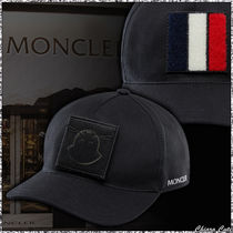 【19AW NEW】MONCLER_men / CAPPELLO BASEBALL コットンキャップ