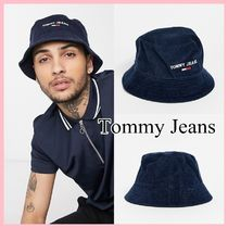 Tommy Jeans ロゴ コーデュロイハット Navy 送料込み