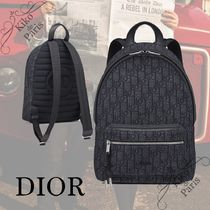 Dior パリ発 大人もOK!Oblique Small Backpack