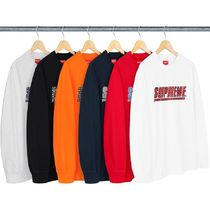SUPREME Studded L/S Top SS20 Week1