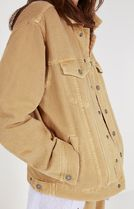 "American Vintage(アメリカンヴィンテージ) ジャケット ""American Vintage"" WOMEN'S JACKET TINEBOROW CAMEL"