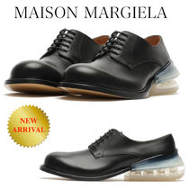 MAISON MARGIELA AIRBAG HEEL LACE UP SHOES
