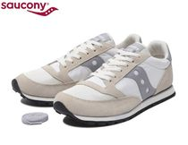 ☆国内発送 正規品☆SAUCONY JAZZ LOW PRO WHITE/GREY