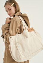 ANOTHER A(アナザーエー) ショルダーバッグ・ポシェット another a_Cotton Big Shoulder Bag