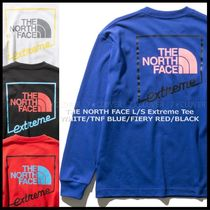 国内発送・正規品★THE NORTH FACE★MEN'S L/S EXTREME TEE