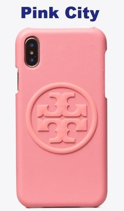 Tory Burch スマホケース・テックアクセサリー 【セール/国内発送】PERRY BOMBE PHONE CASE FOR IPHONE X/XS(2)