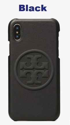 Tory Burch スマホケース・テックアクセサリー 【セール/国内発送】PERRY BOMBE PHONE CASE FOR IPHONE X/XS(6)