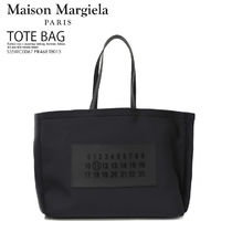 即発*Maison Margiela*Neoprene number11 logo shopping totebag