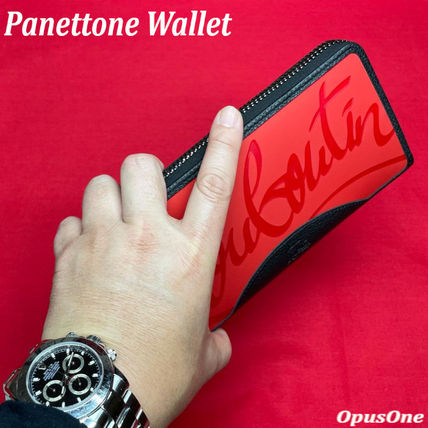 20SS 直営店買付/店舗直送 ルブタン Panettone Wallet