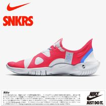 公式正規品!★MENS RUNNING SHOES NIKE FREE RN 5. 0 ORANGE