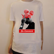 JAPAN LIMITEDモデル★NO COMMENT PARIS★ mouse bandana red