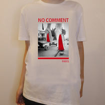 JAPAN LIMITEDモデル★NO COMMENT PARIS★ red shoesole