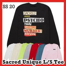 Supreme Sacred Unique L/S Tee 2020 SS 20