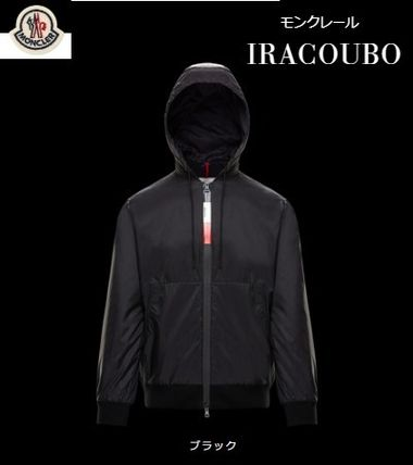 MONCLER ジャケットその他 MONCLER IRACOUBOイラクボパーカー新作ライトブルゾンSS20