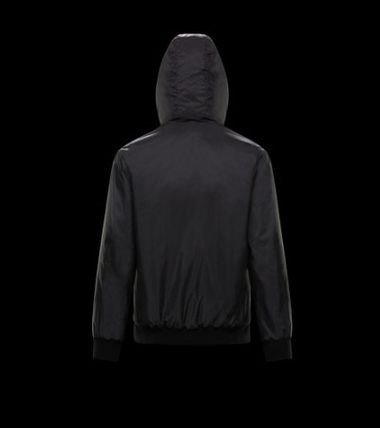 MONCLER ジャケットその他 MONCLER IRACOUBOイラクボパーカー新作ライトブルゾンSS20(2)