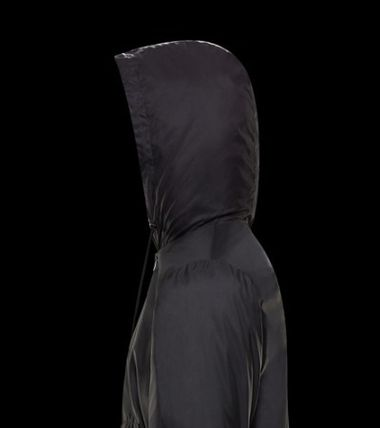 MONCLER ジャケットその他 MONCLER IRACOUBOイラクボパーカー新作ライトブルゾンSS20(3)