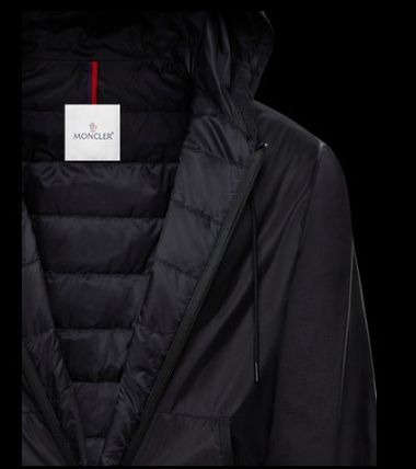 MONCLER ジャケットその他 MONCLER IRACOUBOイラクボパーカー新作ライトブルゾンSS20(4)