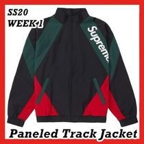 Supreme Paneled Track Jacket SS 20 WEEK 1 ジャケット