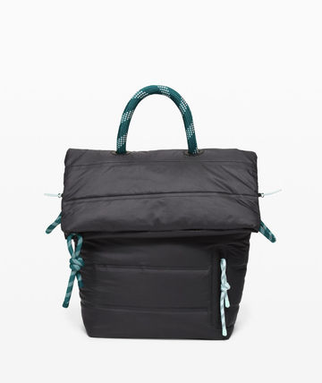 Face Forward Backpack lululemon x Roksanda*限定品*black