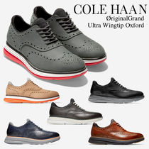 COLE HAAN★MENS OriginalGrand Ultra Wingtip オックスフォード
