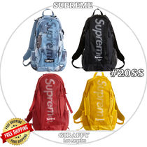 ☆20SS☆ SUPREME Cordura Backpack バックパック
