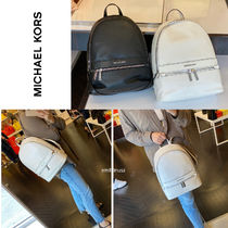 Michael Kors★KENLY LG BACKPACK  ラージ・本革