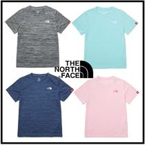 THE NORTH FACE★K'S EDGEWATER S/S R/TEE _NT7UL03