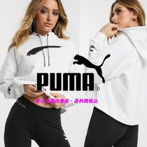 Puma x Maybelline hoodie in white♪