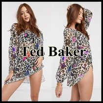 ☆TED BAKER☆wilderness balloon slv coverup/関送込/国内発送