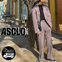 ASCLO High Cross Daddy Blazer&Wide Slacks Set NR925 追跡付